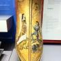 Turnirski ščit, ki ga je vitez dobil kot nagrado.