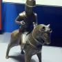 Modelček viteza na konju