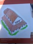 Prva saksonska cerkev od zunaj