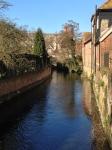 Mirna vožnja po kanalih