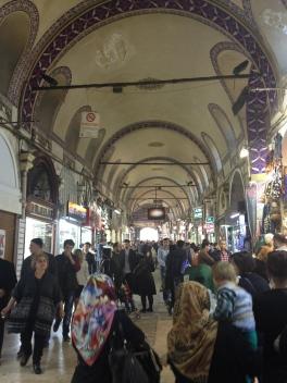 Hodniki velike tržnice