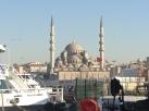 Mošeja v pristanišču