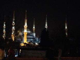Mošeja v mraku